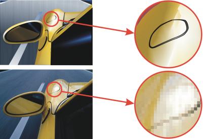 Как сделать растровое и векторное изображение 507