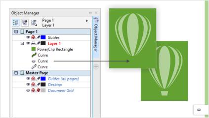 How To Use Anything Software Coreldraw X7 Hiding And Displaying Objects