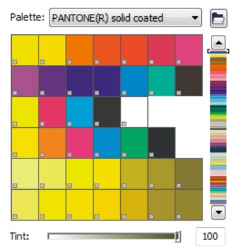 It May Be Useful To Have On Hand A Manufacturers Swatch Book Which Is Collection Of Color Samples That Shows Exactly What Each Looks Like When