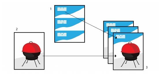 Using print merge