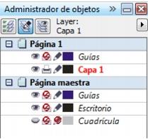 El contenido que se aplica a todas las páginas en un documento se puede  colocar en una capa global llamada capa maestra. Las capas maestras se  almacenan en ... 1cba9e3a7ed