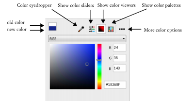 Corel designer help customizing workspace appearance you want for the desktop and window borders you can quickly sample any onscreen color or you can use color sliders color viewers or color palettes ccuart Choice Image