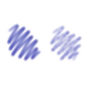 Corel Painter Help | Opacity controls