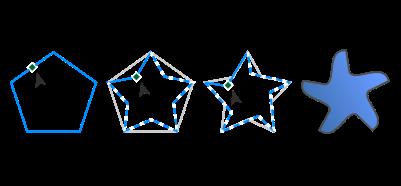 Coreldraw Ajuda Desenhar Poligonos E Estrelas